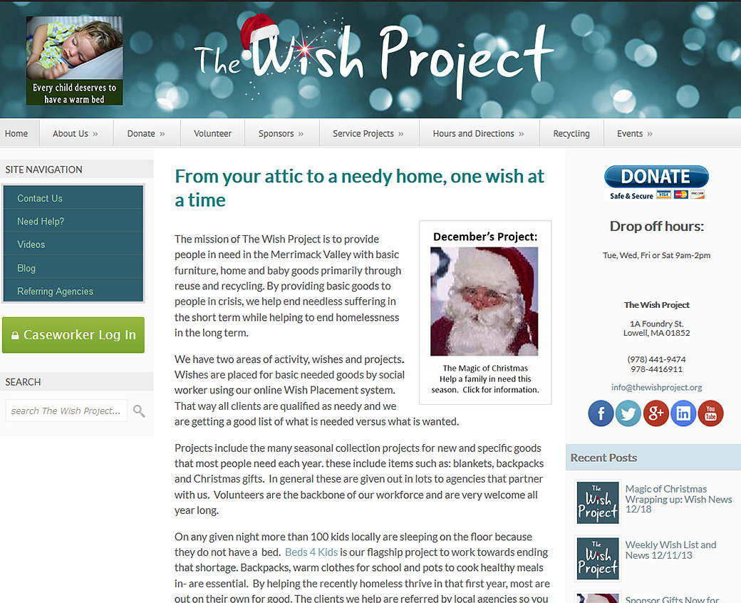 TheWishProject
