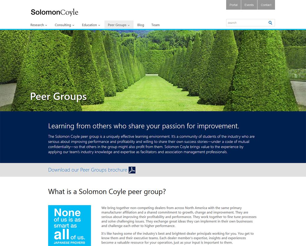 peer-groups